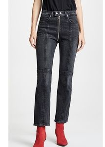 Rag and bone black bain iver pant jeans 29